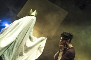 Hamlet und der Geist seines Vaters